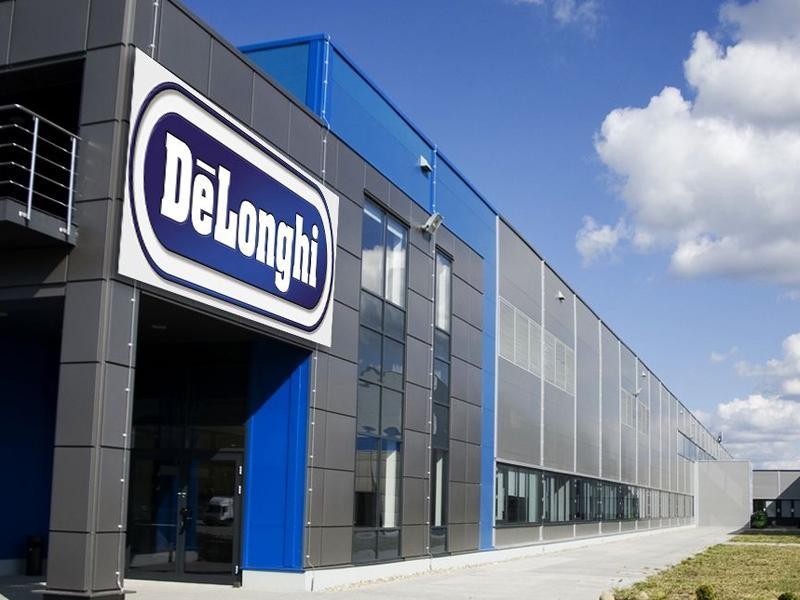 DeLonghi face angajari la Jucu