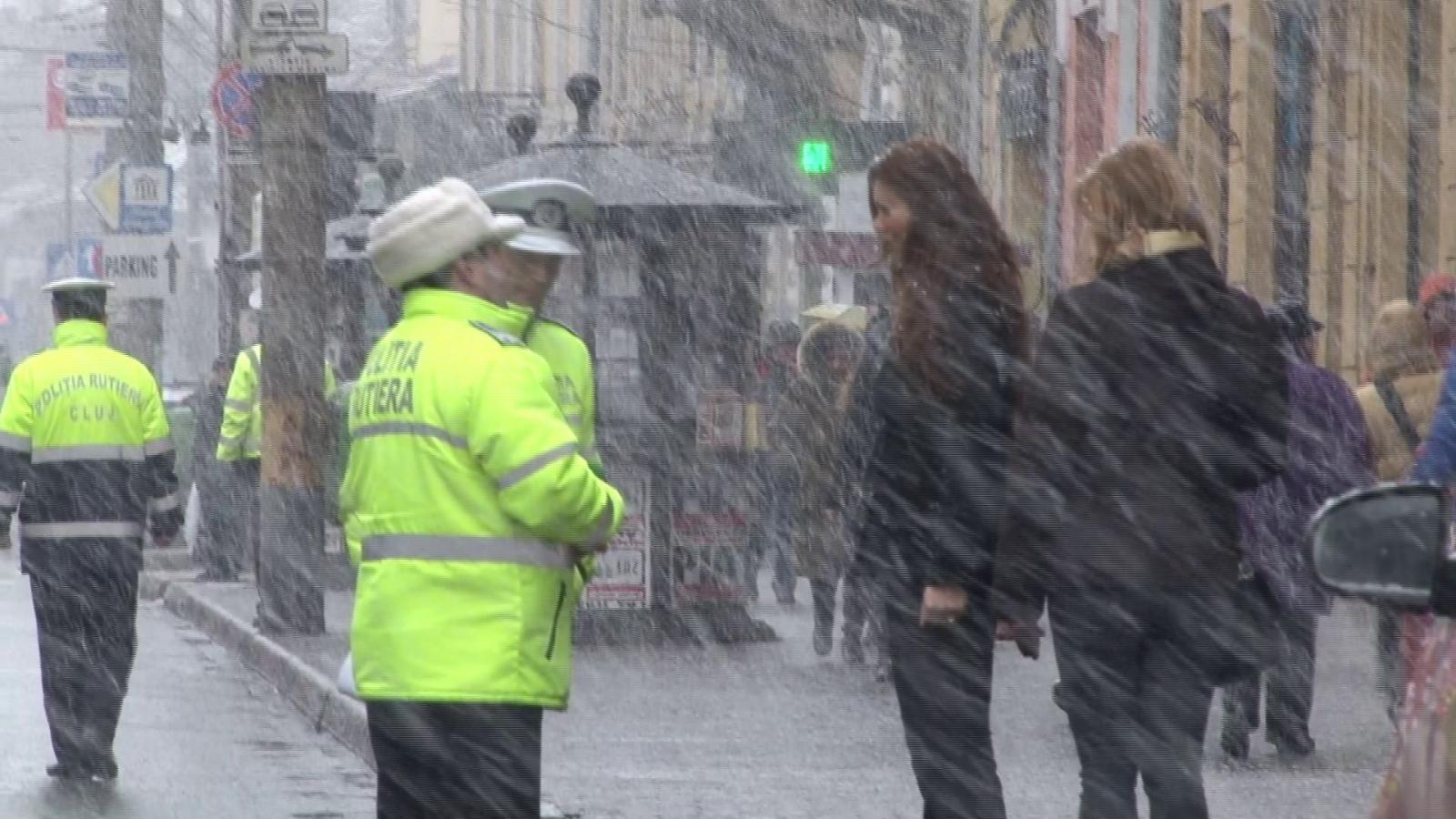 IPJ Cluj: Respectați regulile de circulație