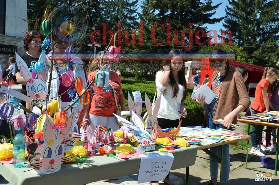 """""""Bucuria Pastelui""""! O expozitie cu vanzare de obiecte decorative in localitatea Gherla FOTO-VIDEO"""