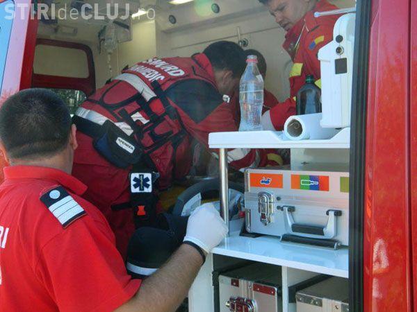Un barbat s-a aruncat de pe casa in Cluj-Napoca