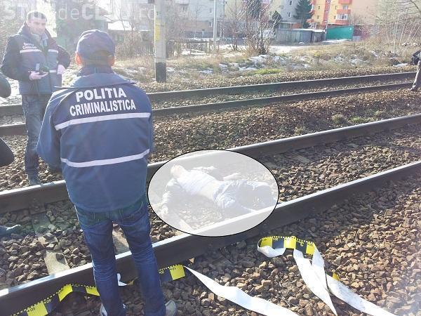 Un barbat a fost lovit de tren in Halta Clujana
