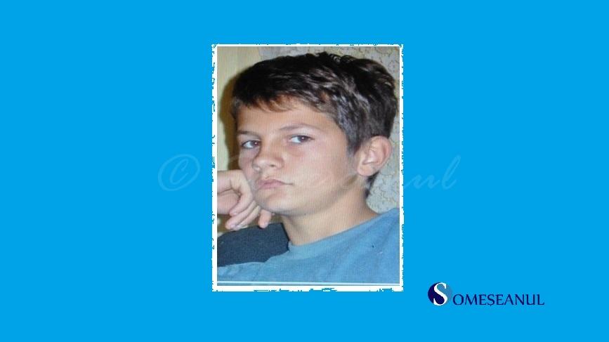 Un minor de 13 ani din Gherla, a disparut