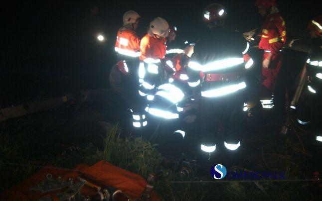 Accident mortal pe DN1! O persoana a murit in urma impactului dintre un atutoturism si un autocar