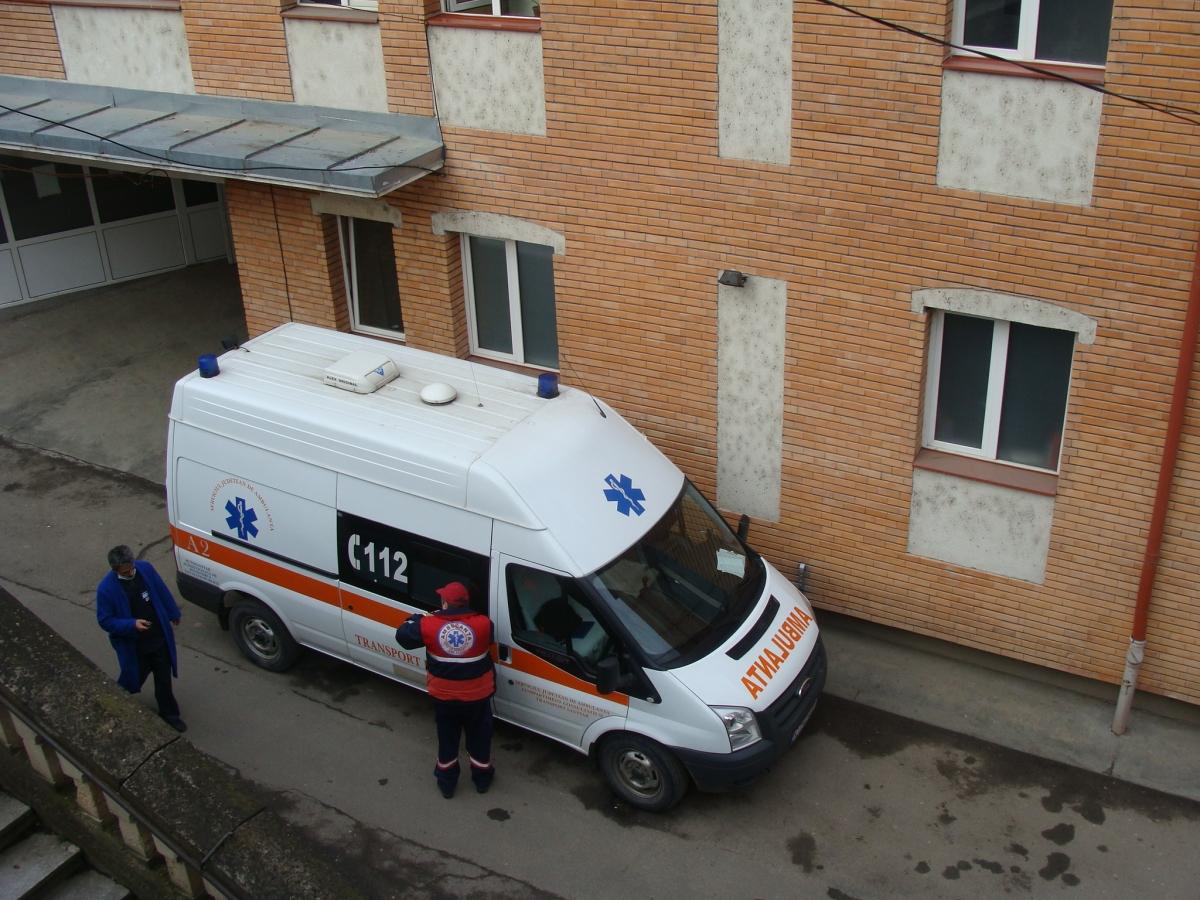 Accident de muncă la o fabrică din Cluj. 20 de persoane au ajuns la UPU