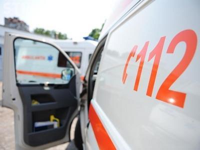 Accident pe strada Bucuresti din Cluj-Napoca! O persoana a fost ranita usor