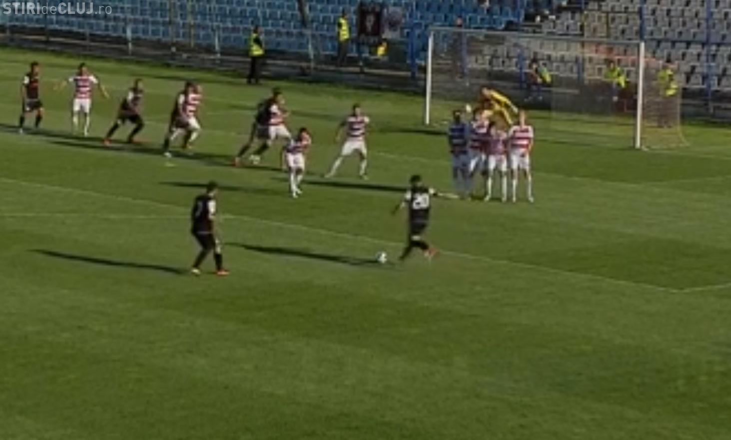 Otelul-U Cluj 0-2
