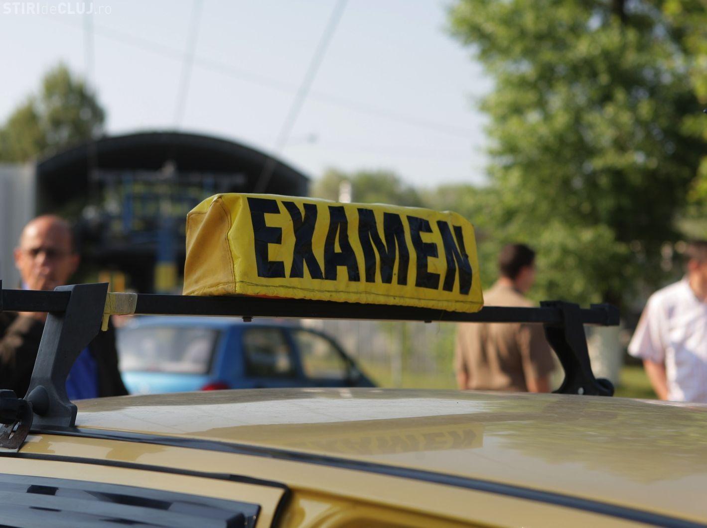 Clujenii cei mai buni la examenul auto
