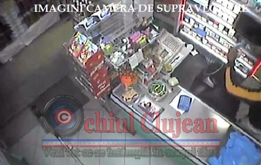 Trei tineri prinsi la furat din magazine in Manastur