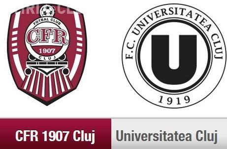CFR Cluj – U Cluj ! Vezi cat costa si de cand se pun bilete in vanzare