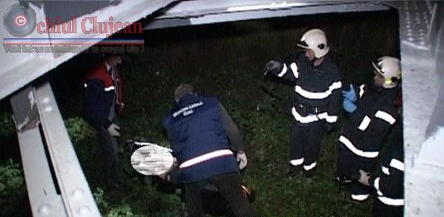 Accident feroviar la Fundatura! Un barbat a fost zdrobit de tren FOTO-VIDEO