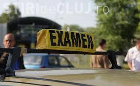 Modificari la examenul pentru obtinerea permisului de conducere. Proba teoretica se da in ziua inscrierii
