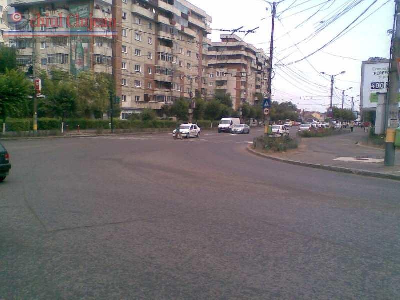Circulatie cu modificari pe strada Câmpului din Mănăștur