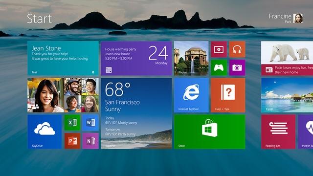 Ce este nou şi interesant în Windows 8.1 Preview