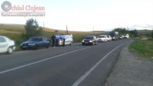 s-a rasturnat cu masina la intrare in Sanpaul (2)