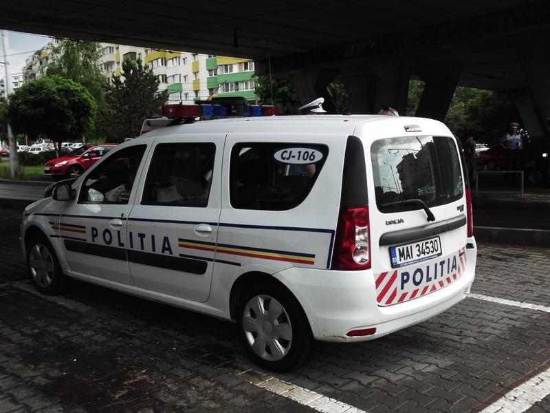 Un clujean de 31 ani a fost prins politisti clujeni fara permis de conducere