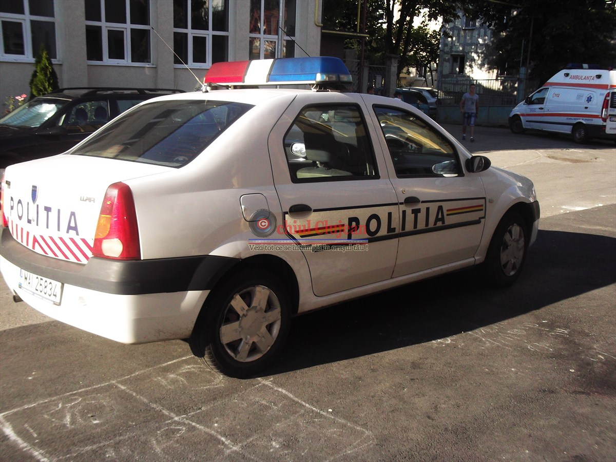 Bataie pe strada Victor Papilian! Un clujean batut in propria curte de trei agresori