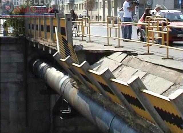 Licitaţia pentru execuţia Podului Traian a fost adjudecată. Când vor fi gata lucrările