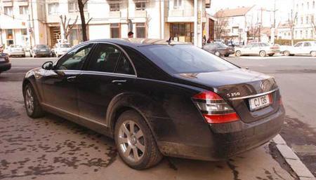 Marius Nicoară a produs un accident pe Calea Turzii, din Cluj-Napoca