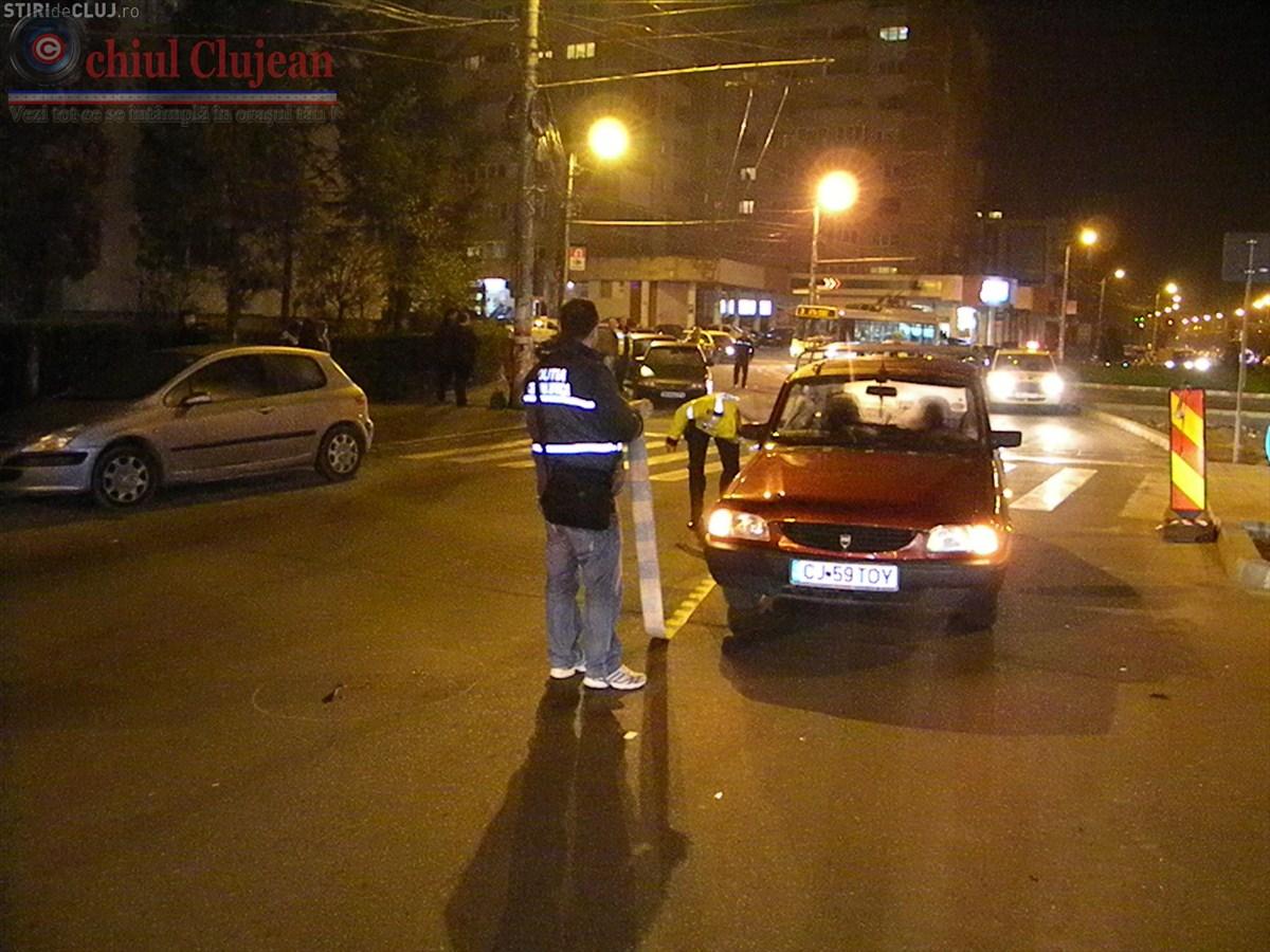 Accident in Gheorgheni! O tanara a fost lovita in plin pe trecerea de pietoni de o masina pe Nicolae Titulescu FOTO