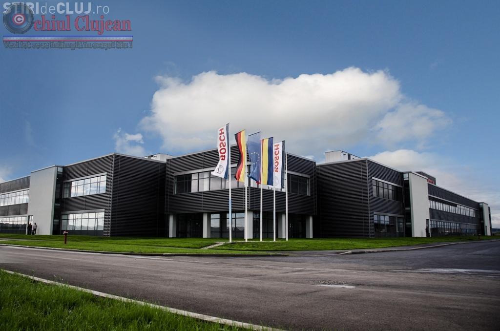 Fabrica Bosch de la Jucu vrea sa se extinda