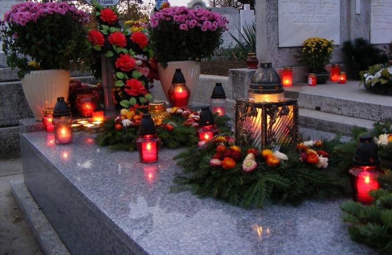 LUMINAŢIA – Ziua Morţilor în fiecare an pe 1 noiembrie