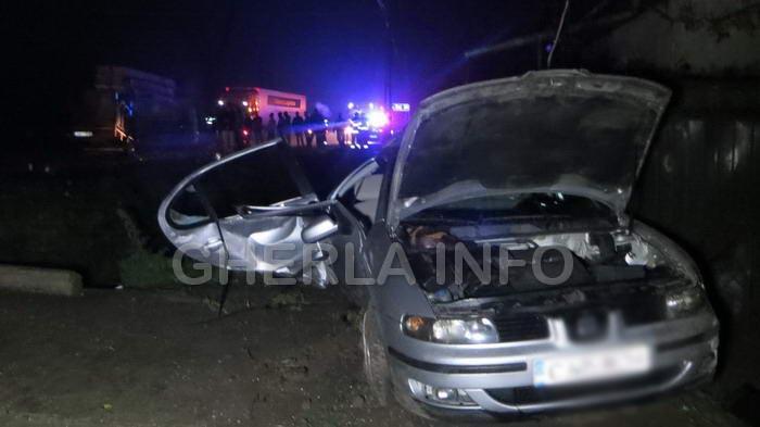 ACCIDENT ! … Un tânăr proiectat pe asfalt a murit pe loc la Fundătura