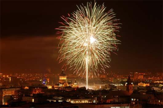 Program de 1 Decembrie la Cluj! Focuri de artificii si concerte