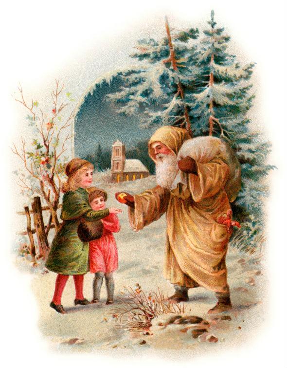 Sfântul Ierarh Nicolae  prăznuit pe 6 decembrie