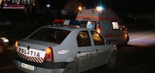 Accident in localitatea clujeană Nima ! Femeie acrosată de masină  VIDEO