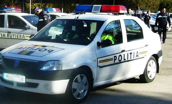 Accident rutier soldat cu rănirea uşoară a unei persoane în localitatea Turda