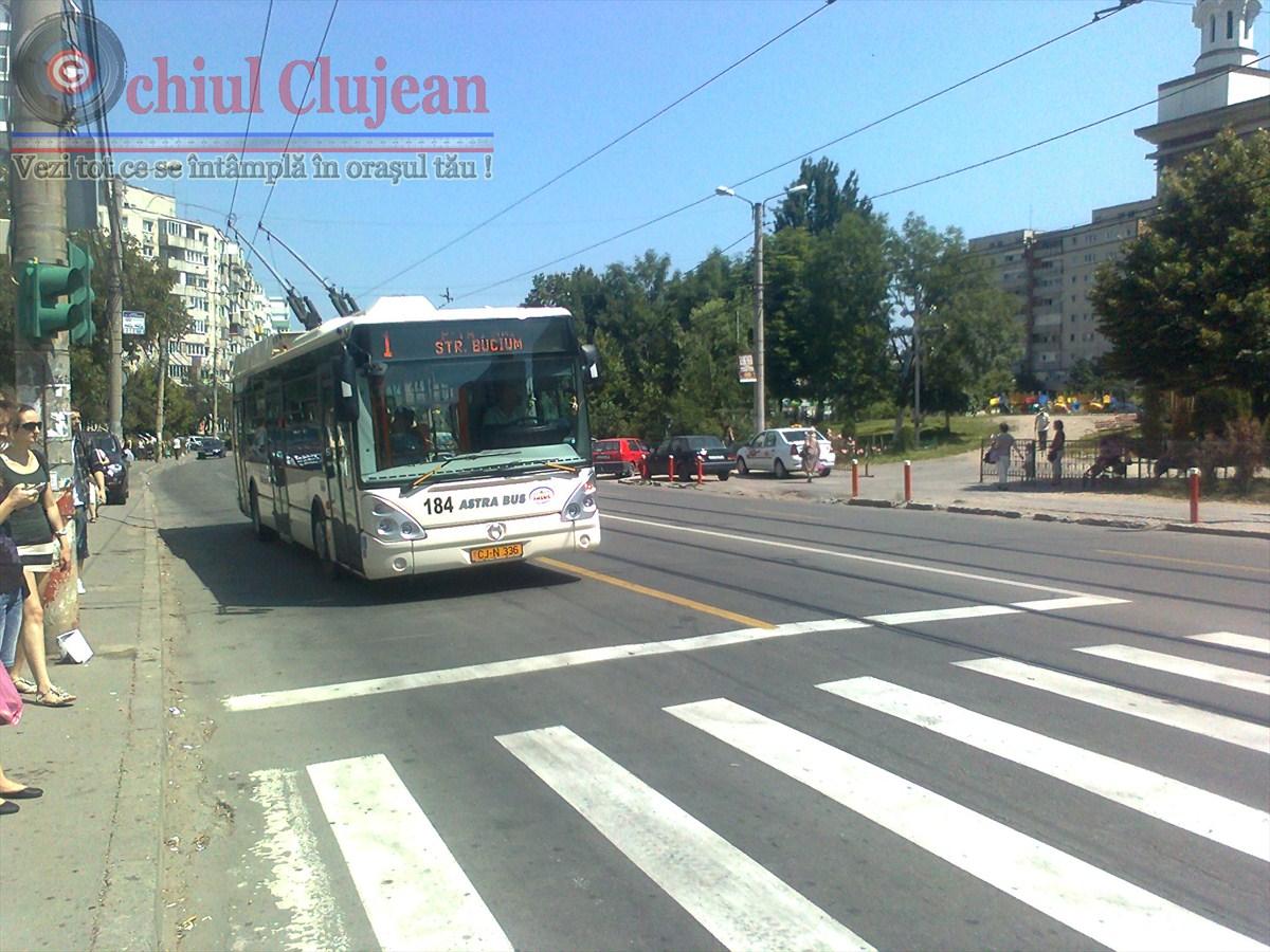 Pensionarii clujeni beneficiază de transport urban gratuit și în 2016