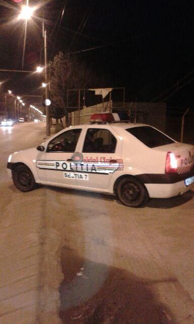 Clujean arestat pentru că a încălcat un ordin de protecție și și-a bătut fosta concubină