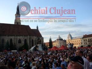 Se apropie Zilele Clujului. Primaria cauta voluntari