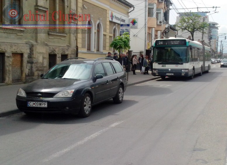Cluj: Fără bilet, dar cu mult tupeu. Controlor atacat de doi tineri