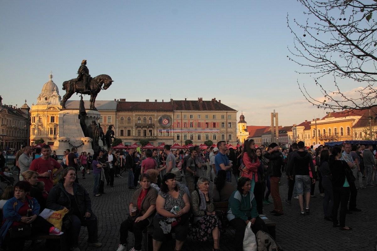 ZILELE Clujului 2015! Program ziua II, sâmbătă, 23 mai