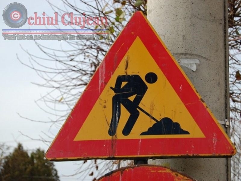 Incep lucrarile la Podul Horea! Circulatia va fi cu restrictii in zona