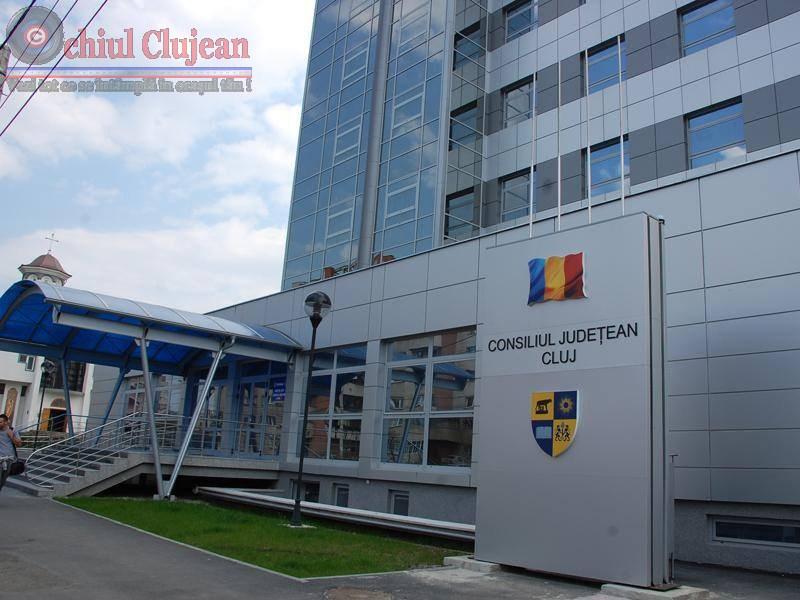 Consiliul Județean Cluj contestă decizia Camerei de Conturi