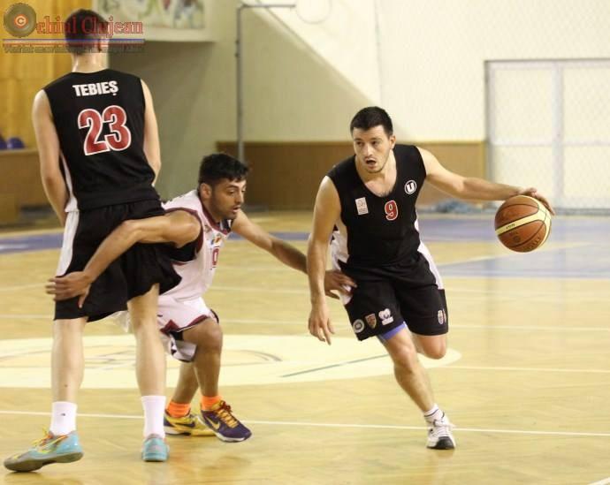 Baschet masculin: CS Universitatea Cluj a promovat în Liga Națională