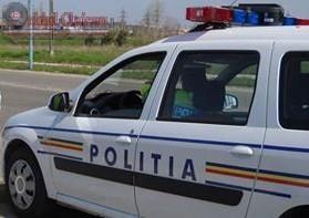 Accident la Iclod! O fetita a fost accidentata de un autoturism in timp ce traversa prin loc nepermis