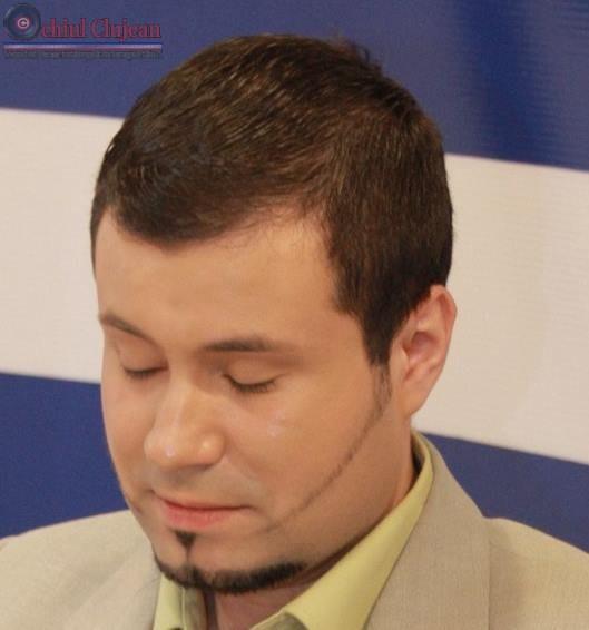 Liviu Andrei, scriitorul din Caracal, ajunge joi la Cluj-Napoca