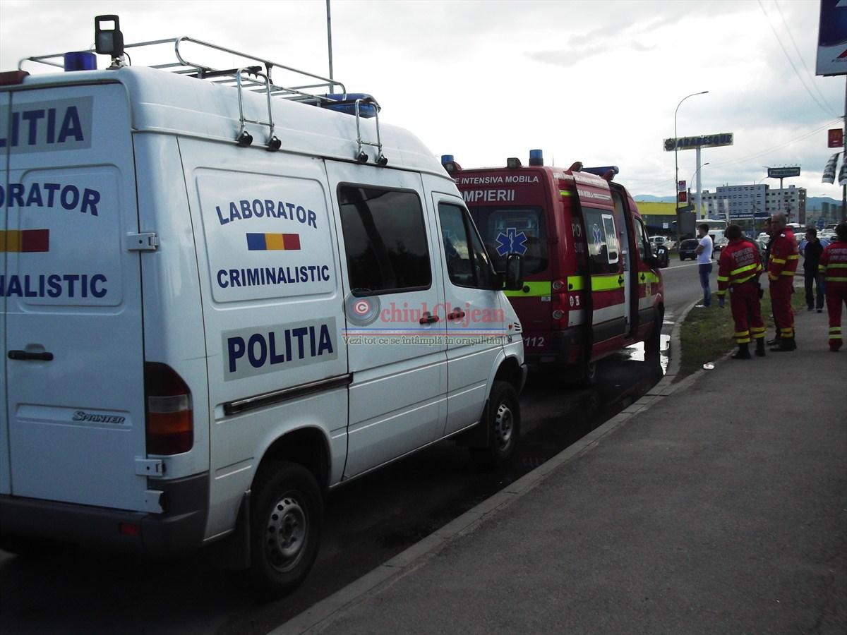 Accident pe Autostrada Transilvania. O persoana a decedat