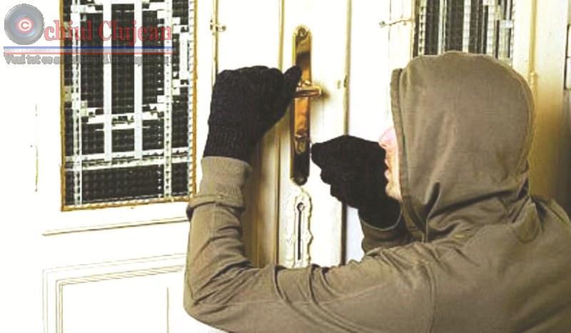 Clujean cercetat pentru furt. A fost  prins in flagrant de politisti