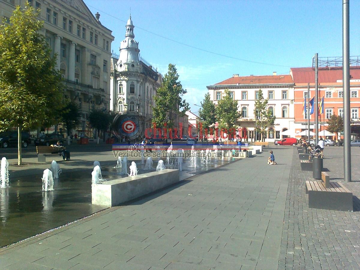 Cum va fi vremea în weekend la Cluj