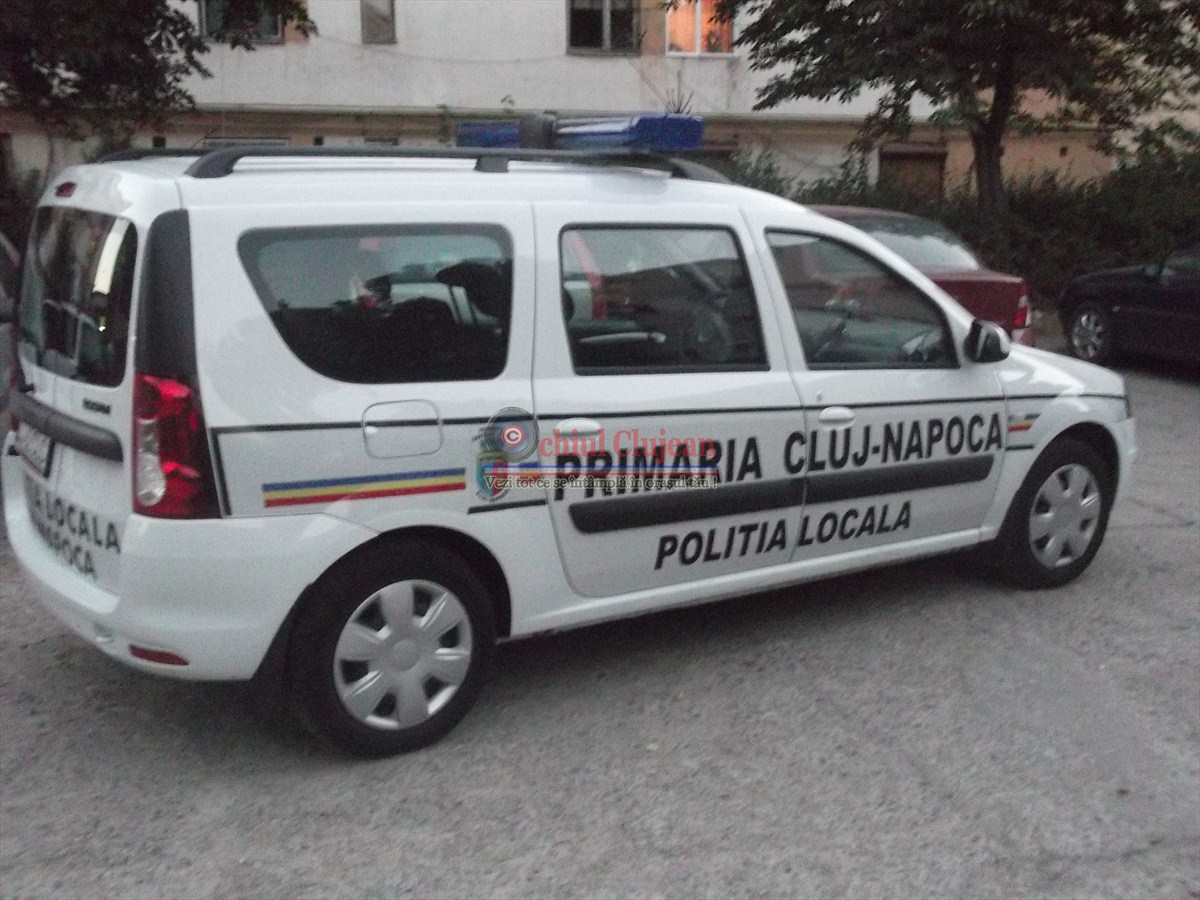 Razie in Manastur! Politistii locali au aplicat sactiuni in valoare de 24000 de lei