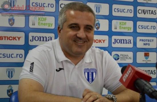 """Un fost conducator al """"U"""" revine pe Cluj Arena"""