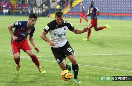 "Florent Sauvadet a ""fugit"" de la Universitatea Cluj. S-a intors in Franta fara sa anunte conducerea clubului"