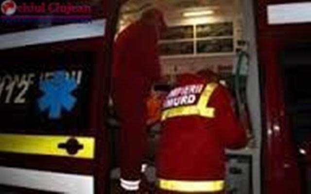 Accident grav la Racatau! Soferul a murit dupa ce s-a rasturnat cu masina