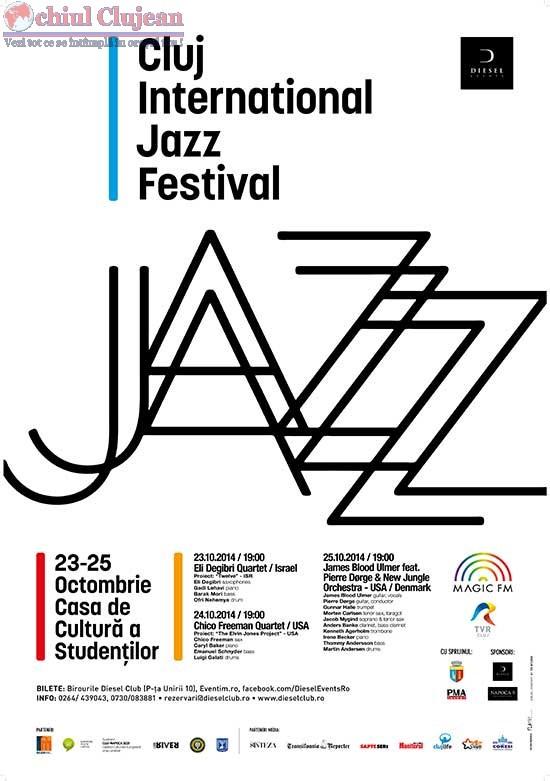 Cluj International Jazz Festival 2014