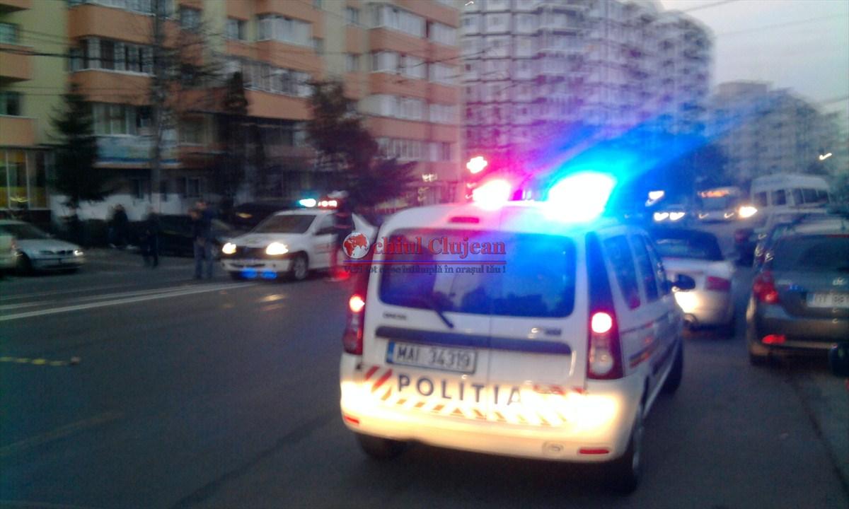 Cluj: Pietoni răniți grav în timp ce traversau regulamentar strada Primăverii