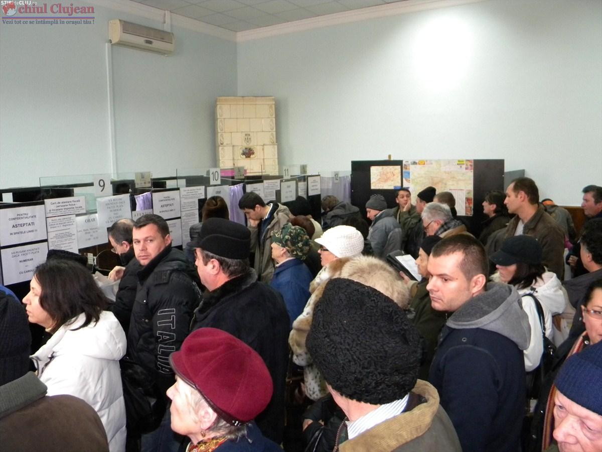 Clujenii mai pot plati impozitele cu reducere de 10% numai pana pe 31 martie